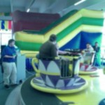 Tea Cup Ride at Funtastic Fun